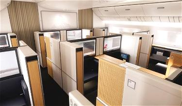 Swiss Boeing 777-300ER Cabins & Routes Announced