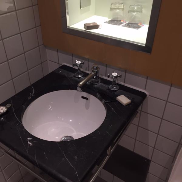Andaz King bathroom sink