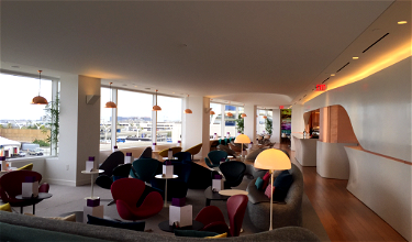 Review: Virgin Atlantic Clubhouse Los Angeles LAX