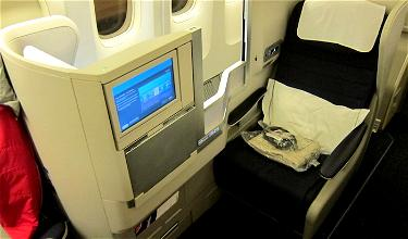 Redeem Miles For British Airways Business Class Between California And Europe