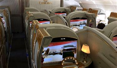 The Cheapest Longhaul Emirates First Class Fare I've Ever Seen