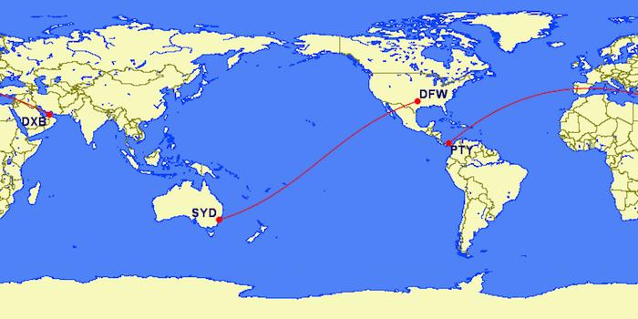 Longest-Flight
