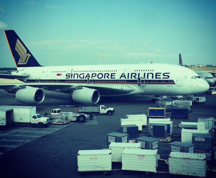 Singapore-A380