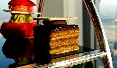 Review: Afternoon Tea At At.mosphere Burj Khalifa Dubai