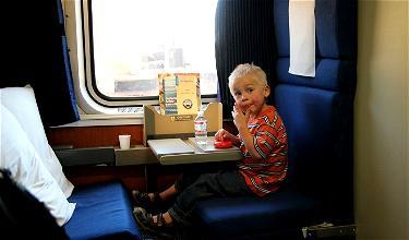New Amtrak Guest Rewards Program Revealed