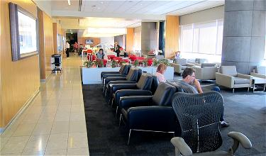 Air Canada Has A New LAX Lounge, And It's Both Good And Bad News