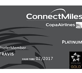 Copa Airlines Suspending Status Match Program