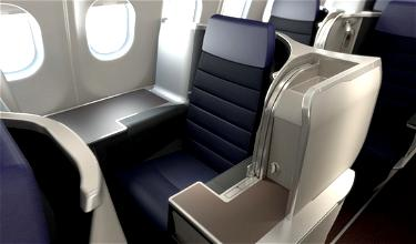 Malaysia Airlines A330 New Business Class Seat Revealed