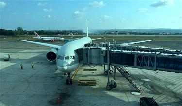 Delta Is (Not So Secretly) Spying On Qatar Airways In Atlanta