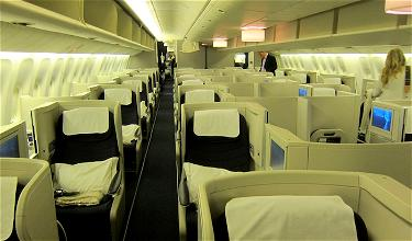 British Airways Is Revamping Their Business Class Experience