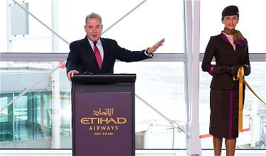 Interesting Insights From Etihad's CEO