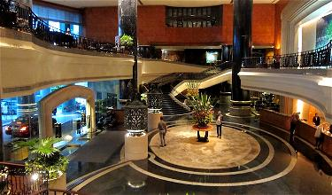 Review: Grand Hyatt Hong Kong Grand Suite