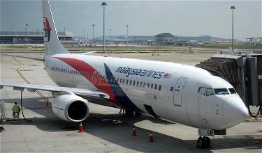 Malaysia Airlines Has 99 Problems… This Isn't One Of Them