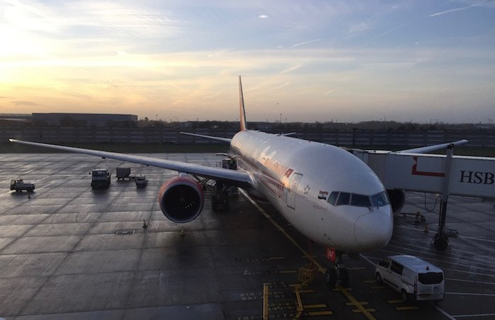 Air-India-Lounge-London-Heathrow - 46