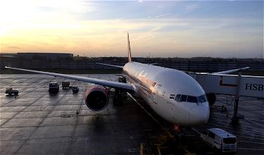 Air India Now Operates The World's Longest Routing (Sort Of)