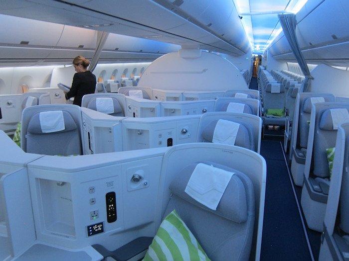 Finnair-Business-Class-A350 - 1