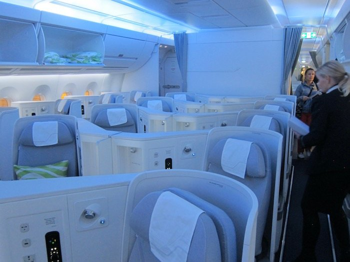 Finnair-Business-Class-A350 - 3