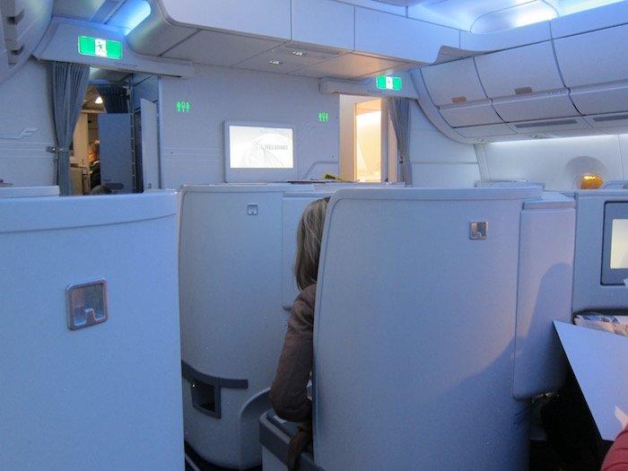 Finnair-Business-Class-A350 - 37