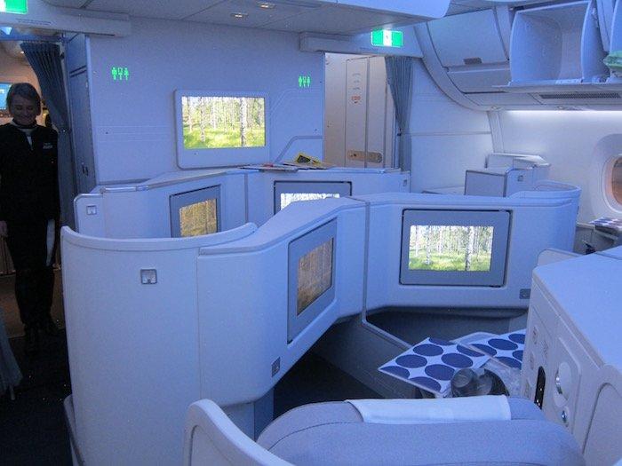 Finnair-Business-Class-A350 - 4