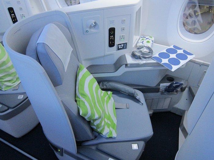 Finnair-Business-Class-A350 - 5