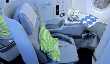 Review: Finnair Business Class A350 New York To Helsinki