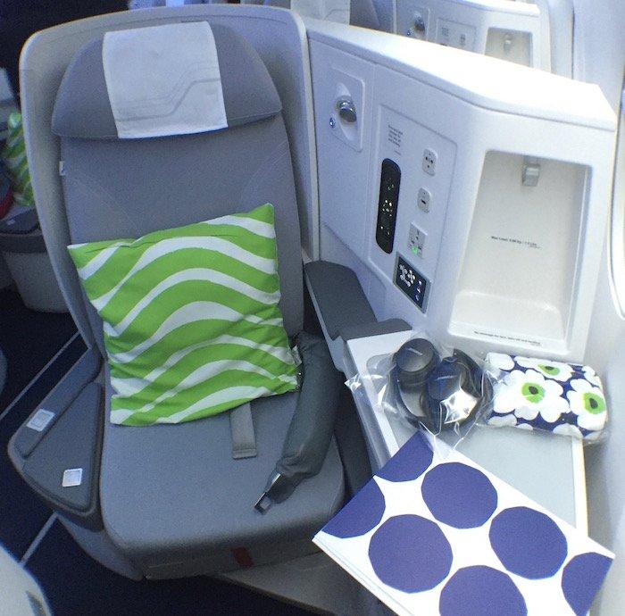 Finnair-Business-Class-A350 - 6