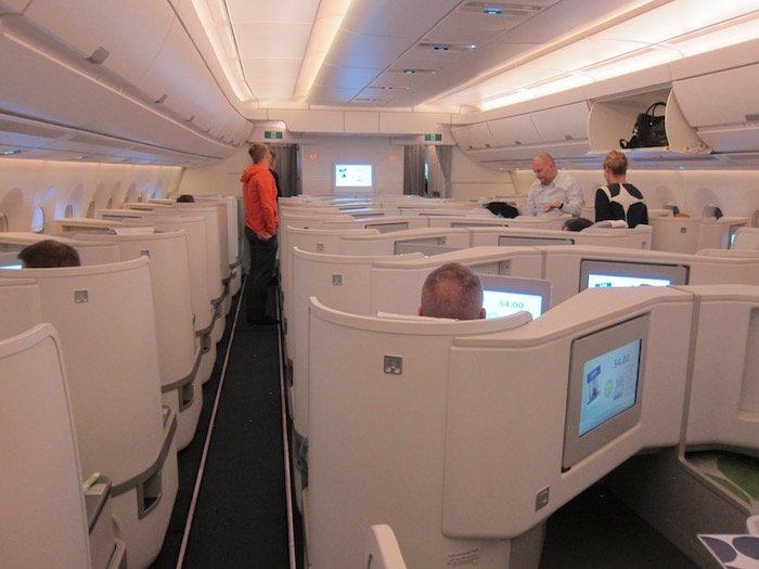 Finnair-Business-Class-A350 - 60