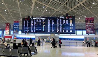 Delta Wants To Block Progress At Tokyo Haneda Airport