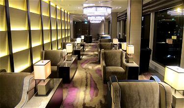 Review: Plaza Premium Lounge London Heathrow Airport Terminal 4