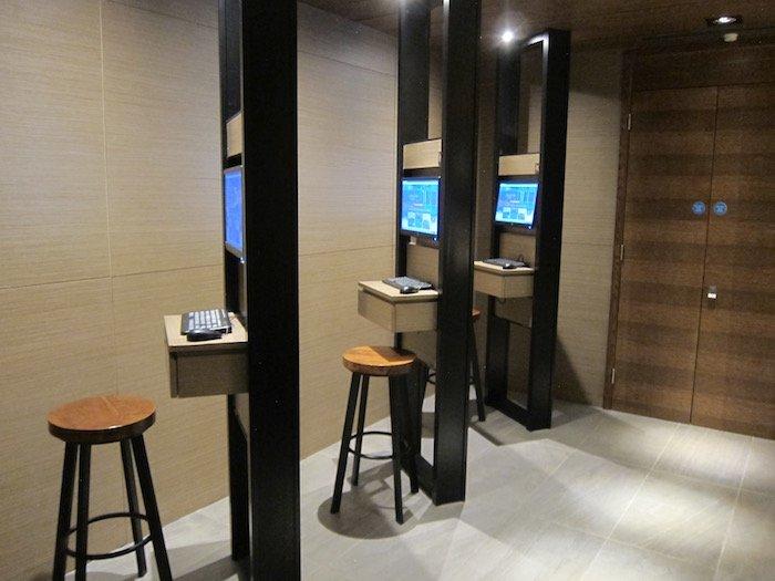 Plaza-Premium-Lounge-London-Heathrow - 5