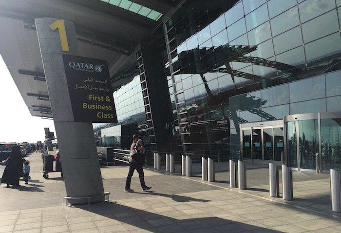 Qatar-Airways-Lounge-Doha - 1