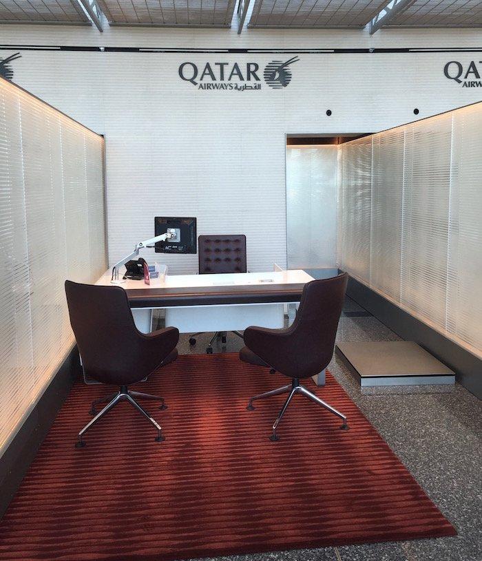 Qatar-Airways-Lounge-Doha - 5