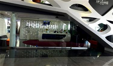 Review: VIP Lounge Los Cabos Airport