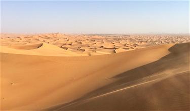 Review: Al Maha Desert Resort Dubai Activities