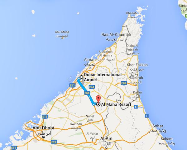 Al-Maha-Map