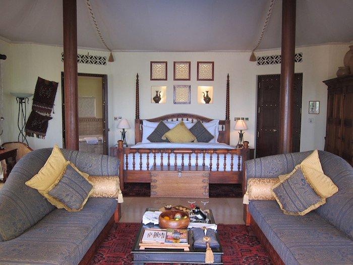 The Al Maha Resort in Dubai
