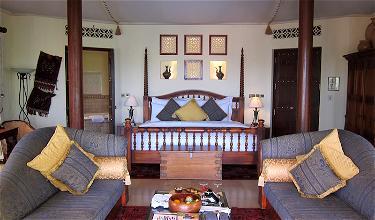 Review: Al Maha Bedouin Suite