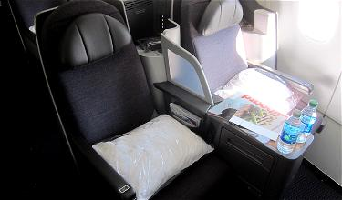 Review: American Business Class A321 Los Angeles To New York