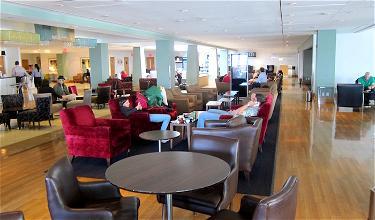 Review: British Airways Lounge New York JFK
