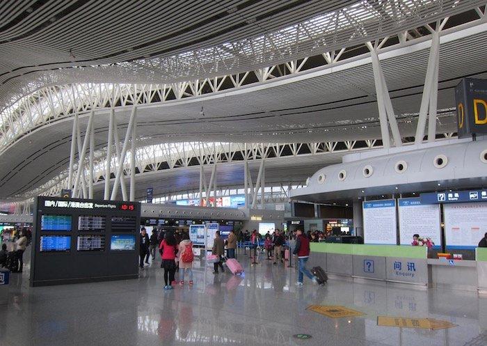 Changsha-Airport-Lounge - 4