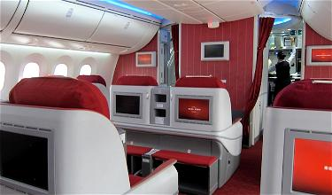 Review: Hainan Business Class 787 Changsha To Los Angeles