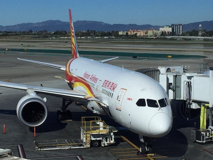 Hainan-Airlines-LAX-Lounge - 30