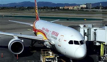 Lucky Air Is Kunming To Los Angeles!