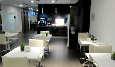 Review: Iberia Arrivals Lounge Madrid Airport