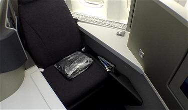 My First Time In American's New 777-200 Business Class