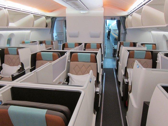 Oman-Air-787-Business-Class - 3