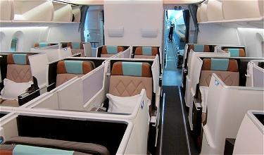 Review: Oman Air Business Class 787 Frankfurt To Muscat