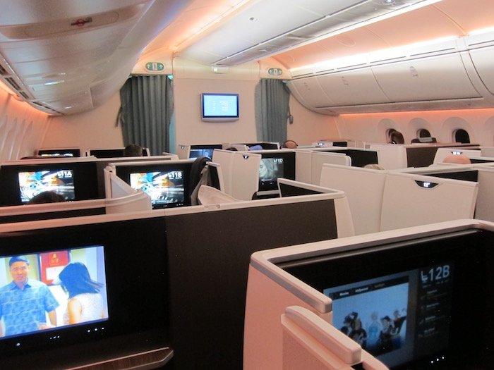 Oman-Air-787-Business-Class - 36