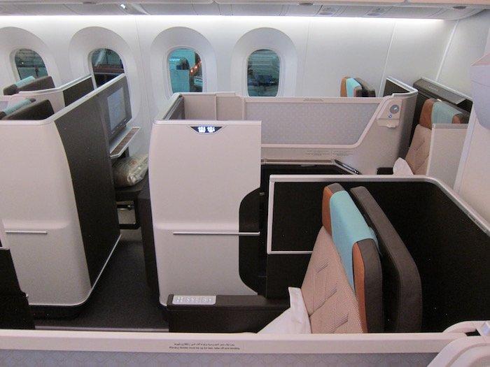 Oman-Air-787-Business-Class - 4