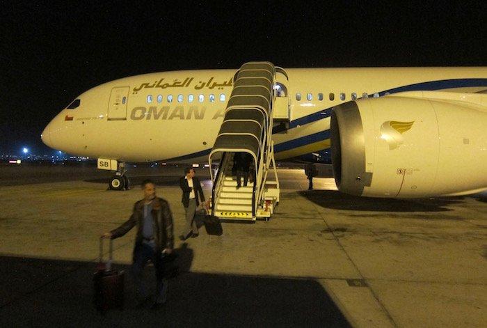 Oman-Air-787-Business-Class - 68